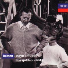 Amazon.com: Noye's Fludde / Golden Vanity: Britten, Wadsworth School: Music