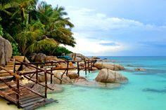 Endroits à Visiter en Thaïlande