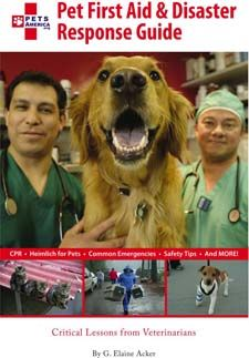The most comprehensive Pet First Aid & Disaster Response Guide out - created in partnership with the American and Texas Veterinary Medical Associations & the International Veterinary and Critical Care Society. http://www.petsamerica.org/