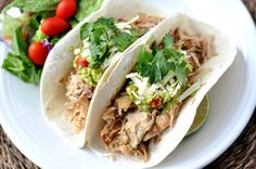 Cuban Street Tacos - I have tried these...they are AMAZING!  Actually, this whole food blog is fantastic! Try the Chicken Fajitas too...best marinade ever!