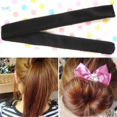 how to make hair styling donut bun on donut bun hairstyles hair and braids 7907