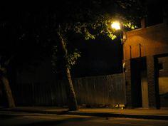 Matt Wiggin / matt.wiggin / Nightlight / 충청북 청주 / #골목 #골목길 #담벼락 #길 / 2009 08 30 /
