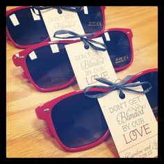 Sunglasses for bridal party gift! #bridalparty #sunglasses