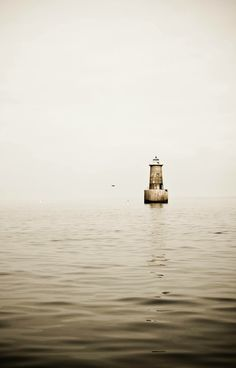 Lighthouse near the beautiful bay. Boating and black and white photography. Still, calm, peaceful serenity. Maryland's Eastern shore life. Photo by The Other Day Photography