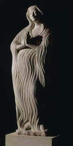 Escultura Maria Magdalena