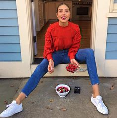 You won't believe where Olivia Culpo got her outfit from!