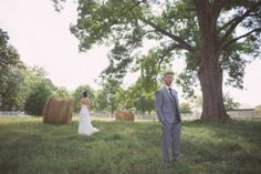 Southern Weddings | Event and Wedding Planning Wedding | The First Look | Pre-Wedding Pictures