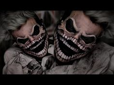 Male Harley Quinn Halloween Costume Tutorial - YouTube