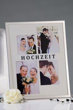 Bilderrahmen Hochzeitstag Polaroid Film, Frame, Inspiration, Decor, Creative Money Gifts, Gift Wedding, Newlyweds, Marriage Anniversary, Picture Frames