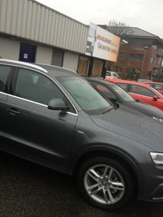 The Audi Q3 Diesel Estate #carleasing deal | One of the many cars and vans available to lease from www.carlease.uk.com