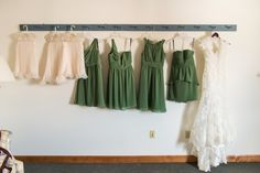 4 Keys to Mix and Match Bridesmaid Dresses