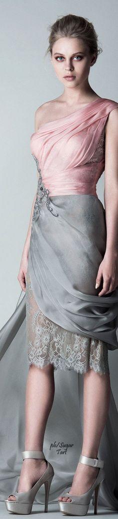 Saiid Kobeissy Pre-Fall 2015-16 Couture jαɢlαdy women fashion outfit clothing stylish apparel @roressclothes closet ideas