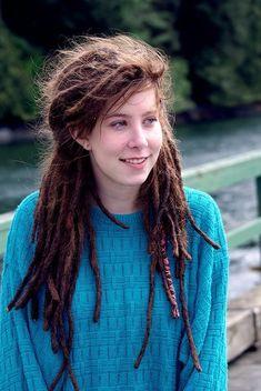 blunted dreadlocks(what my friend kate would look like w/ dreads??)