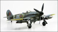 Hasegawa Hawker Typhoon Mk. IB | 1:48 scale