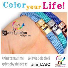 Color your Life! con Instamamme e La Via dei Colori una nuova Weekly Inspiration all'insegna della solidarietà e del colore! Partecipate!!!
