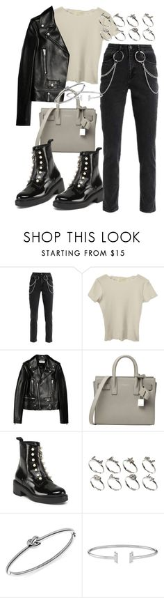 """""""Untitled #2658"""" by mariie0h ❤ liked on Polyvore featuring Yves Saint Laurent, ASOS and Michael Kors"""