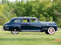 1941 Cadillac Series 67 Touring Sedan