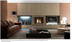 Charmant Pari U0026 Dispari Drehtüren Von Presotto | Hifi/TV Schränke / Kommoden | Ideas  For The House | Wohnzimmer Design, Möbel Und Kommode
