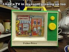 Kids These Days Don't Know What it Was Like