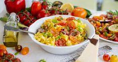 Fusilli, Penne, Mozzarella, Potato Salad, Tapas, Potatoes, Ethnic Recipes, Food And Drink, Potato