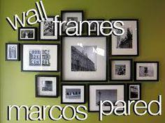 decoracion de marcos para fotos