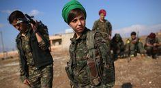 #صورة_من_الأخبار After Paris: victory to the Kurds
