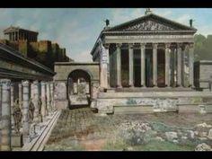 Rome antique - Retour vers le passé dans l'antiquité romaine