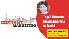 3 Important Content Marketing Tips • 7Boats • Digital Marketing Agency India