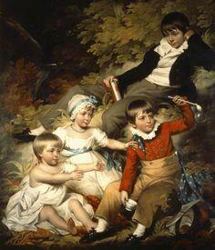 sir richard croft   ... The Four Eldest Children of Sir Richard Croft (1762–1818), 6th Bt