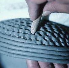coil pot texture idea