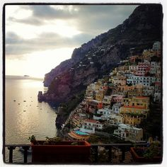 Positano is a stunning little town located near Sorrento and Naples in Italy. It has a unique style and fashion to the town and is simply one of the most beautiful places I have ever visited