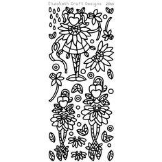 Flower Cuties 1 (sku 2566)