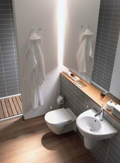 Bagno layout