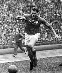 USSR 3 Denmark 0 in 1964 in Barcelona. Viktor Ponedelnik scored to make it 2-0 on 40 minutes in the Semi Final of Euro '64.