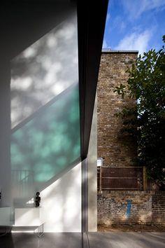 House on Bassett Road, London, 2007 - Paul+O Architects