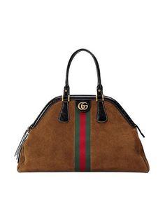 3c874e3446b5f0 Gucci RE(BELLE) Large Top Handle Tote - Farfetch