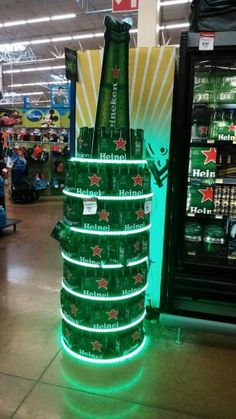 Punto de venta - Heineken