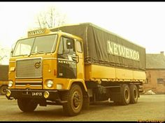 Volvo F 88 6x2 huiftruck van Newexco in Winschoten