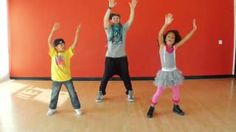 Learn A Great New Dance For (And With) Your Kids!, via YouTube.