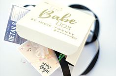 The Babe Box!! For only $29.99, you get 3-4 amazing pieces to keep! The value of the box is $80 or more!