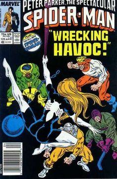 Peter Parker, the Spectacular Spider-Man #125