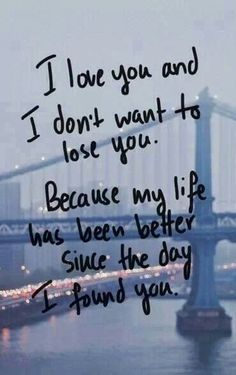 friends quotes & We choose the most beautiful FunnyQandS (Funny Quotes and Sayings) for you.FunnyQandS (Funny Quotes and Sayings) most beautiful quotes ideas Cute Love Quotes, Romantic Love Quotes, Love Yourself Quotes, I Still Love You Quotes, Surprise Love Quotes, Love Wallpapers Romantic, Cute Couple Quotes, Dont Want To Lose You, Scared To Lose You