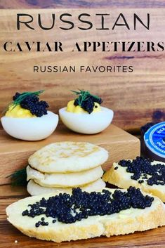 How to Eat Caviar (Video) - Peter's Food Adventures Easy Appetizer Recipes, Healthy Appetizers, Dip Recipes, Appetizers For Party, Delicious Recipes, Crockpot Recipes, Tasty, Healthy Recipes, Yummy Eats