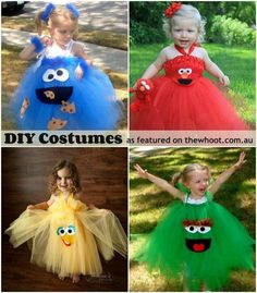 disfraces para nenas