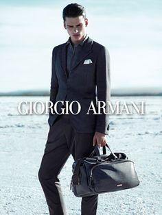 Giorgio Armani Men Shoes at Giorgio Armani Online Store