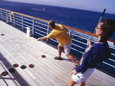 Suffer from motion sickness on cruises? Get your mind distracted from your motion sickness on your cruises–with games! http://roadwarrioralliance.com/en/Travel_Tips.aspx#.UfrEUo5uFHh