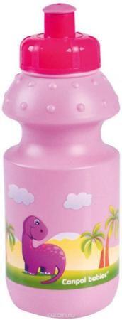 """Поильник """"Canpol babies"""", от 12 месяцев, цвет: розовый, 360 мл  — 381р.  Поильник """"Canpol babies"""", от 12 месяцев, цвет: розовый, 360 мл"""