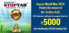 #Predict the player who will win the 'Golden Ball' in #SoccerWorldWar 2014.  http://www.foreseegame.com/user/GamePlay.aspx?GameID=JEVIub1hDurADc9wZIb3KA%3d%3d