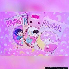 Tickled Pink  . . . . . . . . #manga #comicbook #ranma #ranma1/2 #domo #kawaii #pink #aesthetic #tickledpink #otaku #weeb #anime #domokun #cute #creepy #panda #viz #kowai #shonen #shojo #ranma2 #bookstagram #comicbooks #pchan #shampoo #ranmasaotome #uruseiyatsura #ryoga #akanetendo #takahashi