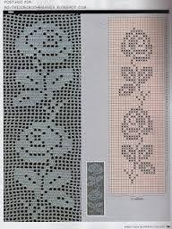 Afbeeldingsresultaat voor passadeira de croche